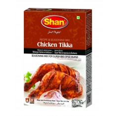 Shan Chicken Tikka BBQ