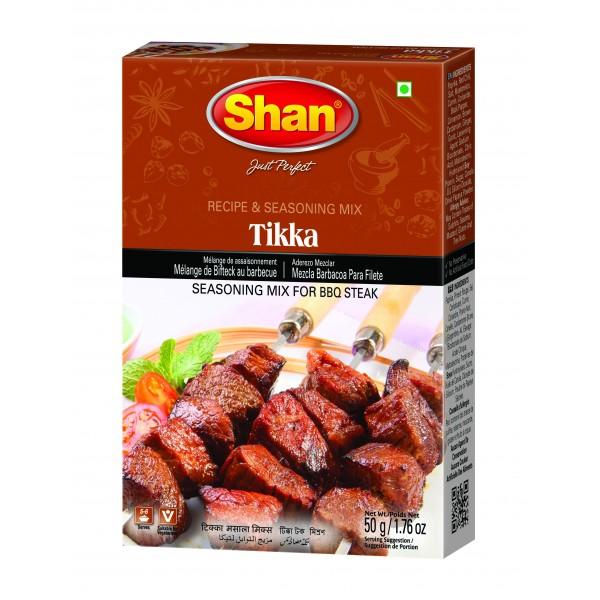 Shan Tikka Boti BBQ