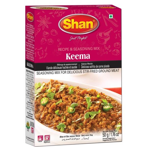 Shan Keema Curry Mix
