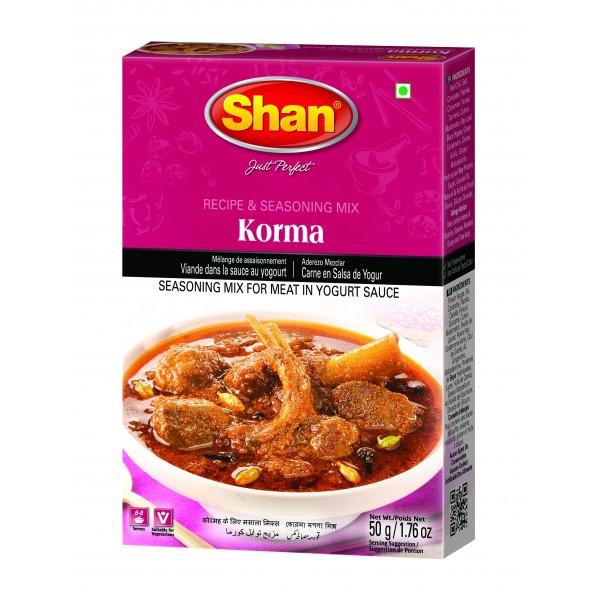 Shan Korma Masala