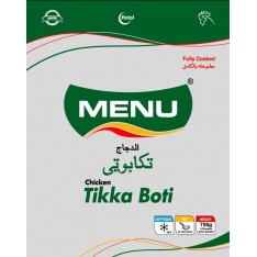 Menu Chicken Tikka Boti, 750g
