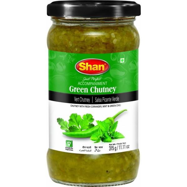 Shan Green Chutney