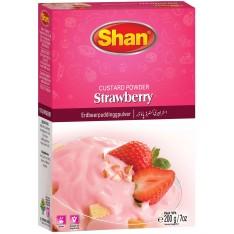 Shan Strawberry Custard Powder