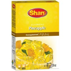 Shan Pineapple Jelly Crystals