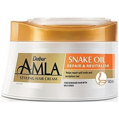 Dabur Amla Snake Oil Hair Cream