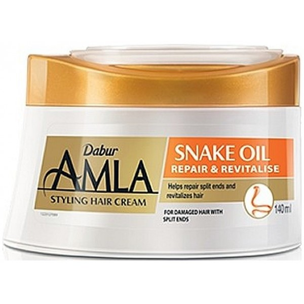 Dabur Snake Oil Hair Cream