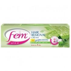 Fem Hair Removal Cream (Aloe Vera)