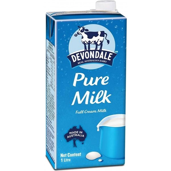 Devondale Milk x 12