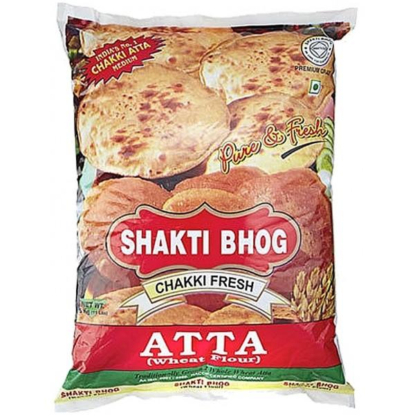 Shakti Bhog Wheat Flour 5 KG