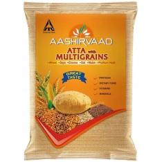Aashirvaad Multigrain Atta - 10lb
