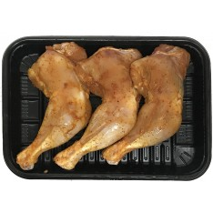Marinated Chicken Legs, 3 Pieces