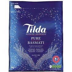 Tilda Pure Basmati Rice 5KG