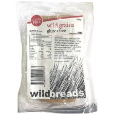 Gluten Free Wild Grain Bread (Sliced)