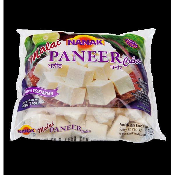 Nanak Malai Paneer Cubes, 200g
