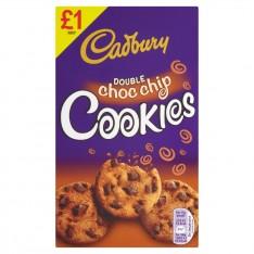 Cadburys Double Chocolate Chip Cookies