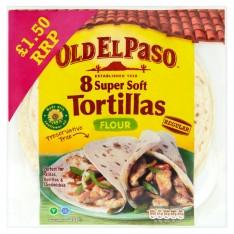 Old El Paso Flour Tortilla