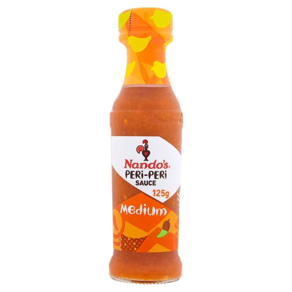 how to make nandos peri peri sauce