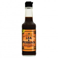 L & P Worcestershire Sauce