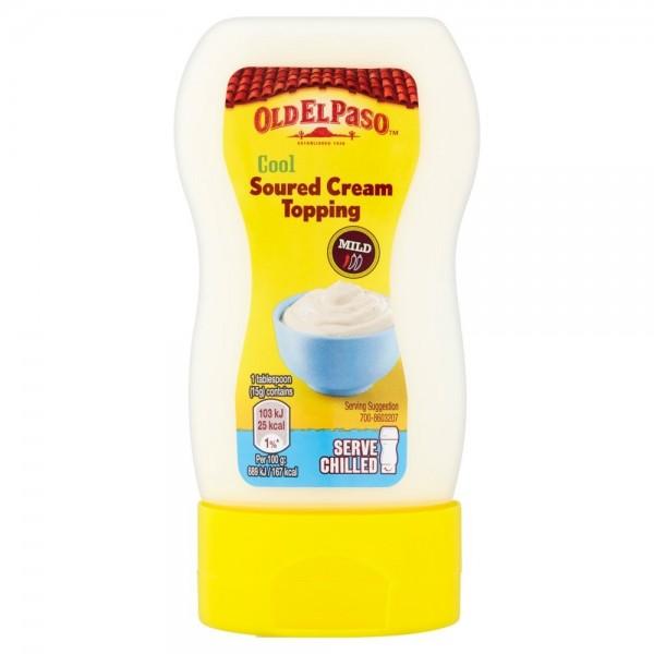Old El Paso Squeeze Sour Cream