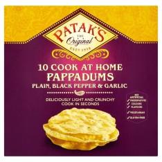 Patak's Assorted Pappadum