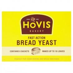 Hovis Yeast, 6 Sachets
