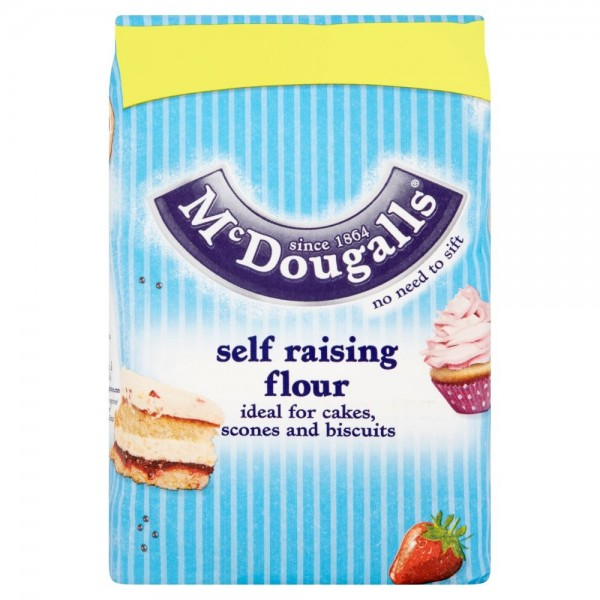 Mcdougalls Self Raising Flour, 1.25 KG