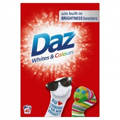 Daz Washing Powder, 40 Wash