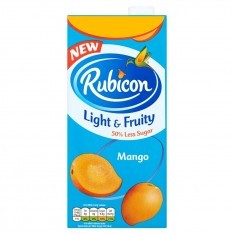 Rubicon Mango & Coconut Light