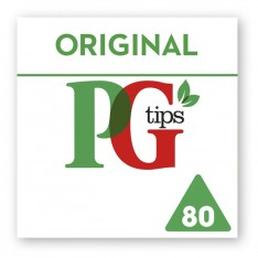 PG Tips Free Flow Tea, 80s