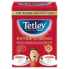 Tetley Extra Strong Tea, 75's