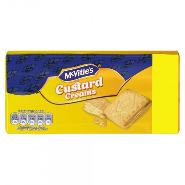 McVitie's Custard Creams