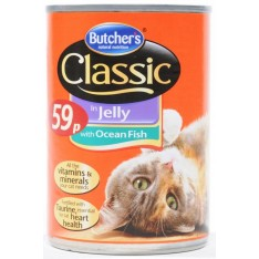 Butcher's Classic Fish Cat Food