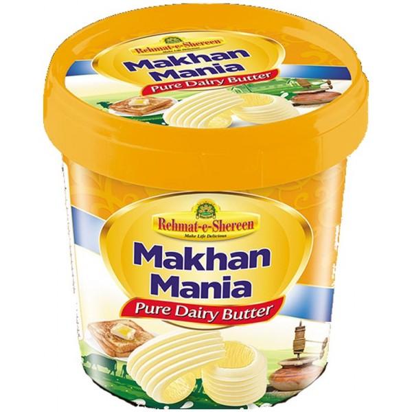 Rehmat e Shereen Dairy Butter, 1KG