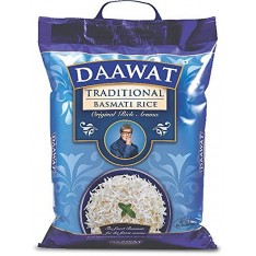 Daawat Traditional Basmati Rice , 5KG
