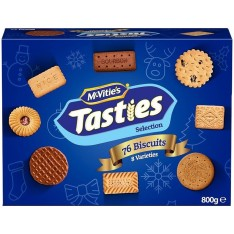 Mcvitie's Tasties Selection, 800g