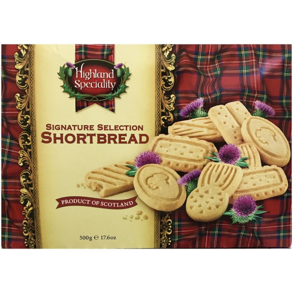 Highland Speciality Shortbread Signature Selection