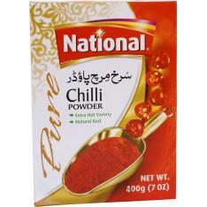 National Red Chilli Powder, 400g