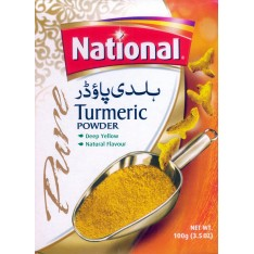 National Turmeric Powder, 100g
