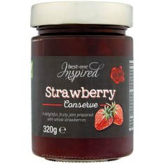 Inspired Strawberry Conserve