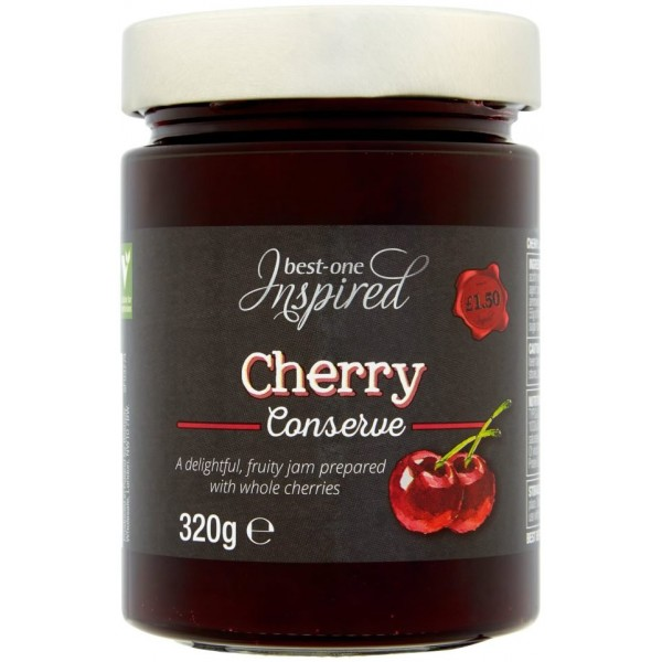 Inspired Cherry Conserve