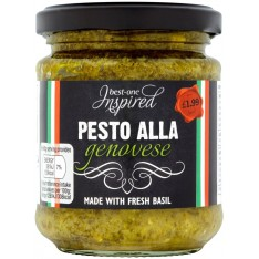 Inspired Green Pesto