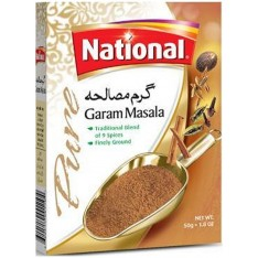 National Garam Masala Powder, 50g