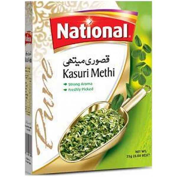 National Kasuri Methi (Fenugreek Leaves)