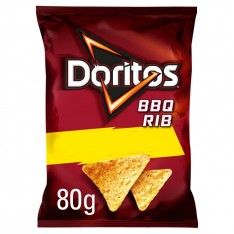 Doritos BBQ Rib Tortilla Chips