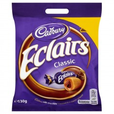 Cadbury Chocolate Eclair Bag