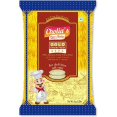 Cholia's Gold Chakki Fresh Atta, 1KG