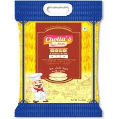 Cholia's Gold Chakki Fresh Atta, 5KG