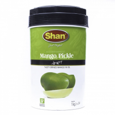 Shan Mango Pickle, 1 KG