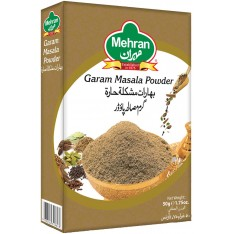Mehran Garam Masala Powder, 100g