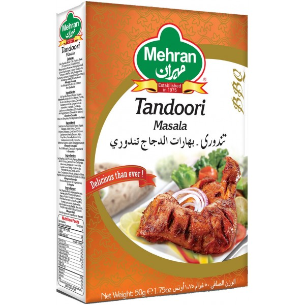 Mehran Tandoori Recipe Mix